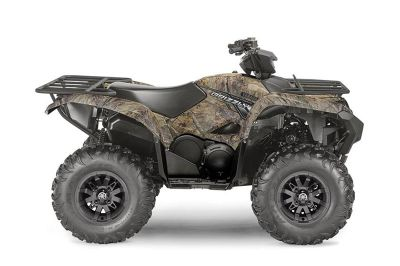 2018 Yamaha Grizzly EPS Utility ATVs Francis Creek, WI