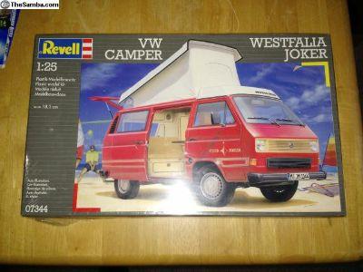 Revell Westfalia Joker Vanagon Camper Van