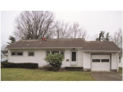 3 Bed 1 Bath Foreclosure Property in Youngstown, OH 44511 - Kirk Rd