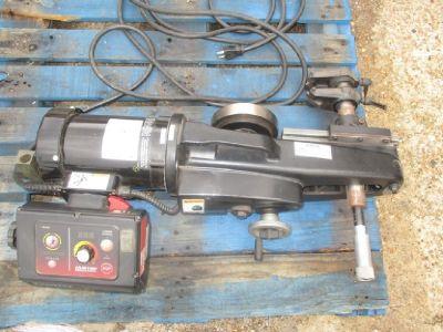 Hunter Engineering On-Car Brake Lathe OCL410 RTR#7053475-01