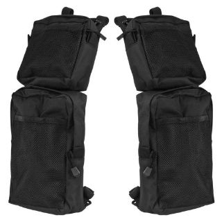 Buy 2-Pack Black Quad ATV 4-Wheeler Fender Cargo Storage Hunting Bags 62107 motorcycle in West Bend, Wisconsin, United States