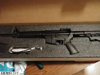 For Trade: Ruger AR 15. New