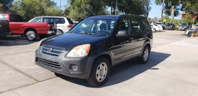 2005 Honda CR-V LX (Black)