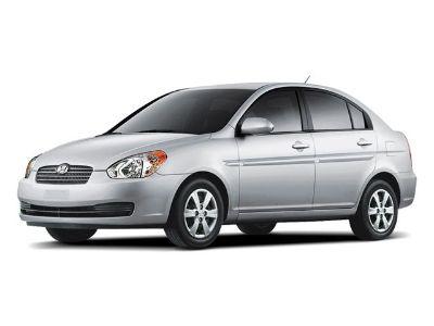 2009 Hyundai Accent GLS (Dark Sapphire Blue)