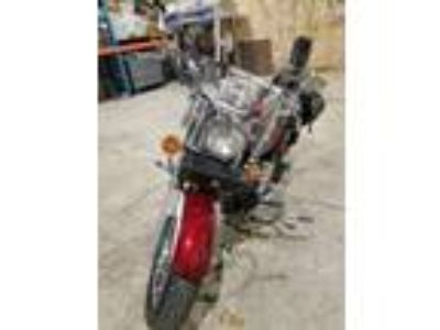 2001 Honda Shadow Ace Touring Motorcycle