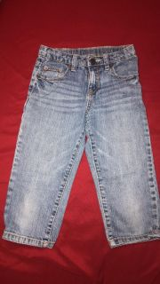 Size 6 girls mossimo jeans/ capris