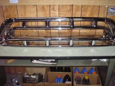 1957 CHEVY TRUCK GRILLE