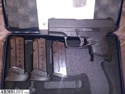 For Trade: Walther pps m2 le