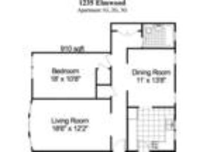 1235 - 1241 Elmwood Apartments - One BR, One BA