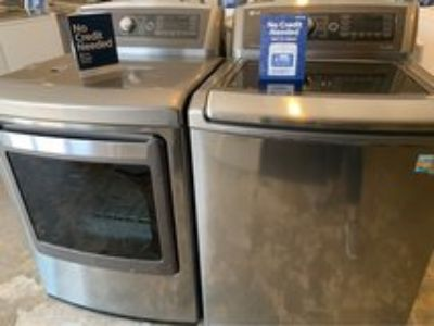 LG washer dryer electric