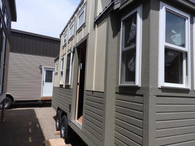 Sprout Tiny Home on wheels