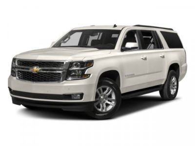 2017 Chevrolet Suburban Commercial (Tungsten Metallic)