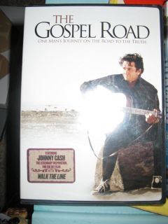Johnny Cash - Gospel Road Video