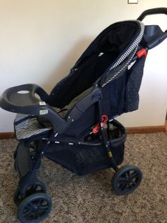 Crib and Mattress/ Strollers/ Pack and Play