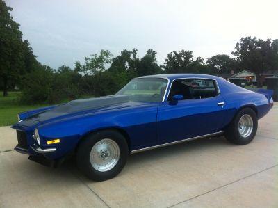 1970 Split bumper camaro
