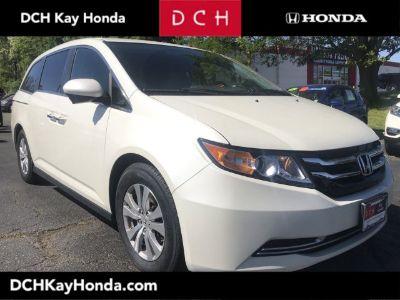 2016 Honda Odyssey (white)