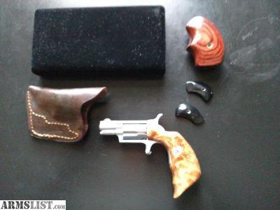 For Sale: North American Arms mini revolver