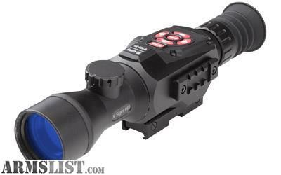 For Sale: ATN X-SIGHT-II SMART HD D/N 3-14X
