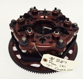 """Used Ram 7"""" COMPLETE 121T CLUTCH"""