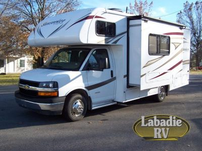2018 Forest River Rv Sunseeker 2290S Chevy