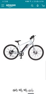 E-joe - Electric Bike (Koda Sports Class Commuter) 48v