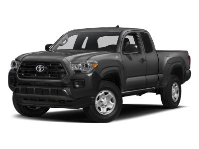 2018 Toyota Tacoma 6` Bed I4 4x2 (Magnetic Gray Metallic)