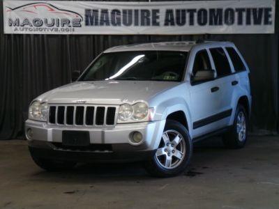 2005 Jeep Grand Cherokee Laredo (Bright Silver Metallic)