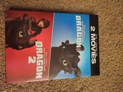 How to Train Your Dragon 1&2
