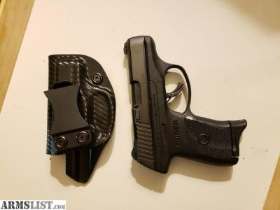 For Sale/Trade: Ruger LC9 s pro 9mm