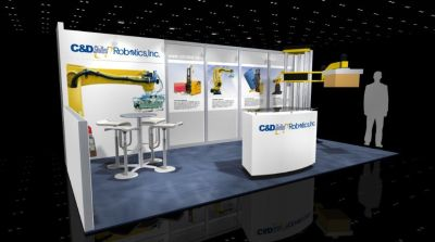 Best Custom Trade Show Exhibit Designs And Trade Show Services By ImageCraft Exhibits