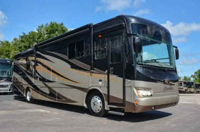 2014 Forest River Berkshire 390RB Bath/Half, New Tires! Fireplace