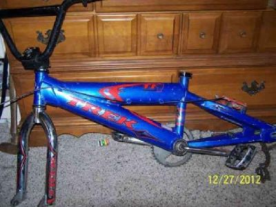 $75 trek bmx (south fargo)