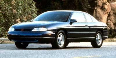 1998 Chevrolet Monte Carlo SS (Black)