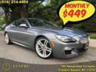 $41450.00 2016 BMW 650i with 36486 miles!