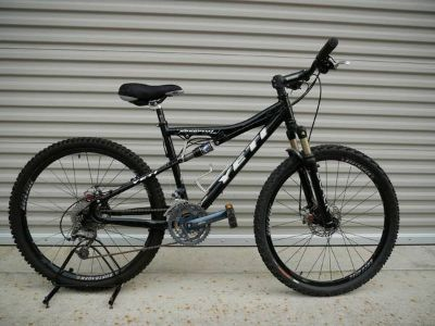 Yeti Kokopelli Full-Suspension Mountain Bike - Small Frame