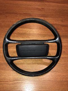 Porsche 911 G50/SC Steering Wheel