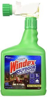 Brand new 32 oz. Windex Outdoor Glass, Patio & More Cleaner