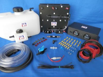 Find Hydrogen Generator HHO Dry Cell Electrolyzer Kit for Big Diesel Trucks 12.0 L/M+ motorcycle in Port Charlotte, Florida, United States, for US $1,295.95