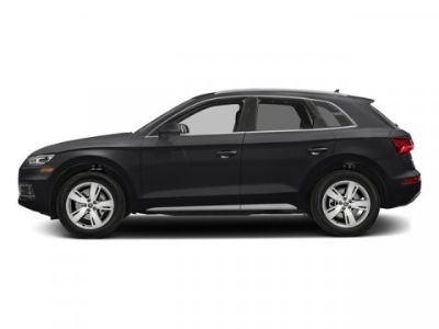 2018 Audi Q5 Tech Premium Plus (Manhattan Gray Metallic)