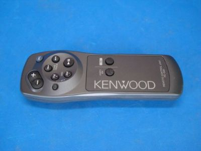 Sell us seller KENWOOD RC-500 UNIVERSAL RADIO / STEREO REMOTE CD PLAYER MP3 RADIO DVD motorcycle in Tucson, Arizona, United States, for US $3.95