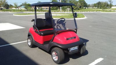 2015 Club Car Precedent i2 Electric Side x Side Golf Carts Lakeland, FL
