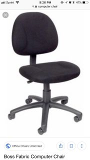 ISO: Computer desk chair