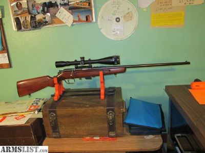 For Sale: marlin 80E rimfire