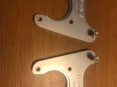 Lamb PN 1505 caliper mounting brackets