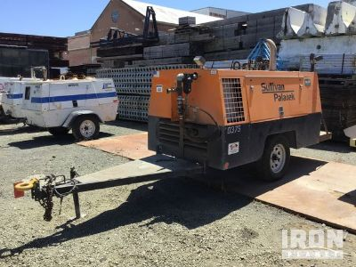 2012 Sullivan-Palatek DF375PDJD Air Compressor