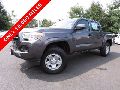 2018 Toyota Tacoma sr (Magnetic Gray Metallic)
