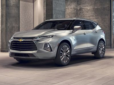 2019 Chevrolet Blazer Premier (Summit White)