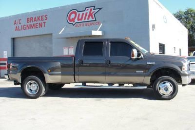 2006 Ford 4x4 Dually