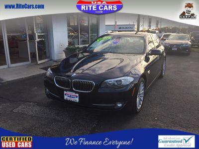 2012 BMW MDX 535i xDrive (Imperial Blue Metallic)