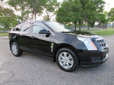 2012 Cadillac SRX Luxury Collection (Black Ice Metallic)